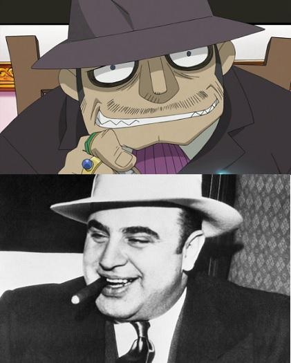 Soul Eater Al Capone