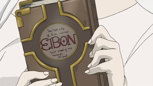 Soul Eater Book of Ebion