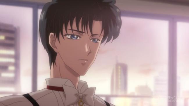 Mamoru Chiba / Tuxedo Mask / King Endymion from Sailor Moon Crystal
