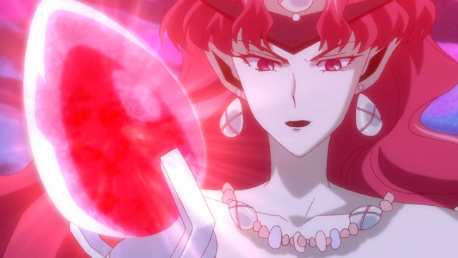 Queen Beryl from Sailor Moon Crystal