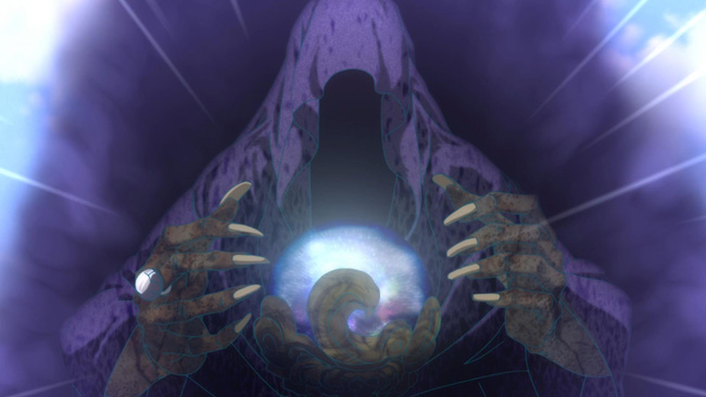 Death Phantom (Wiseman) from Sailor Moon Crystal