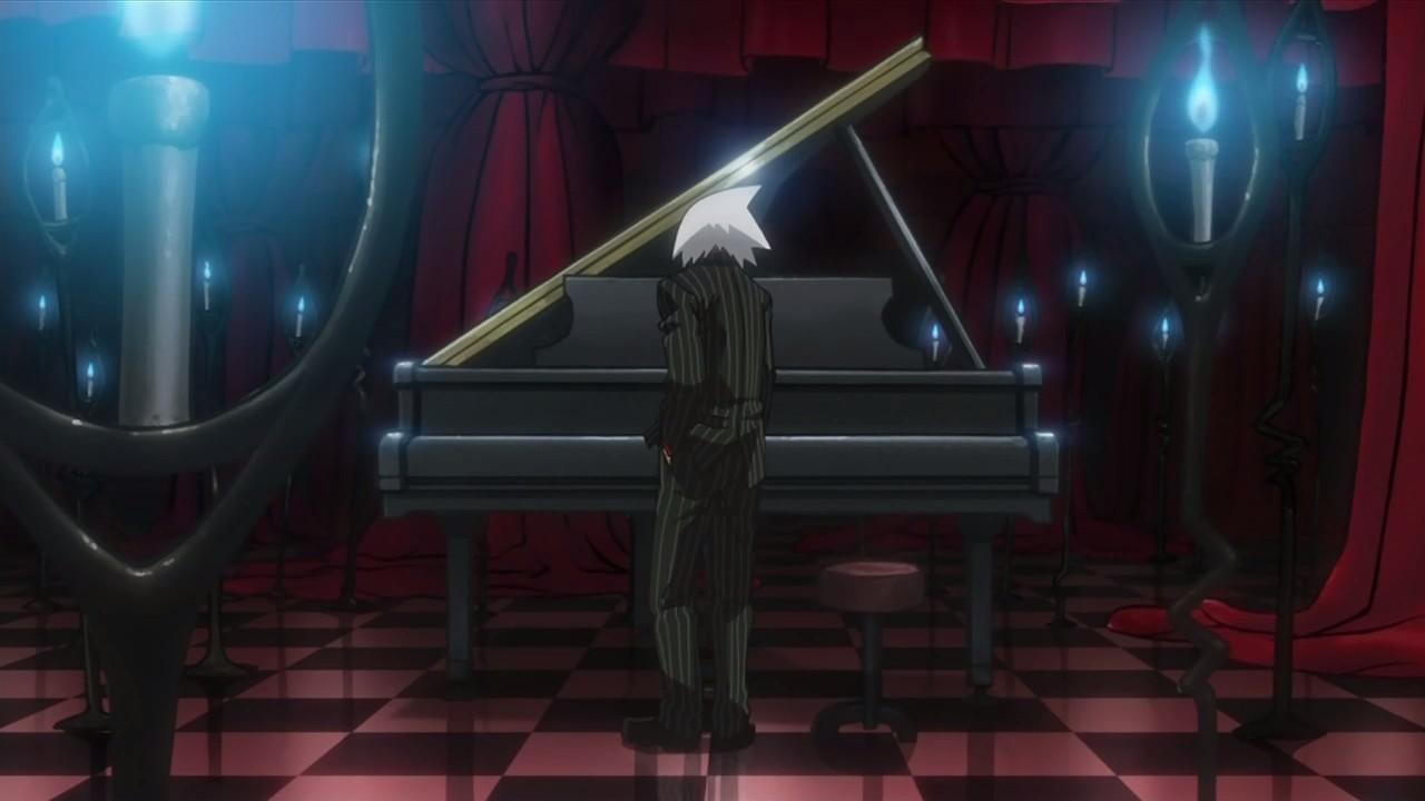 Soul Eater Soul's Piano