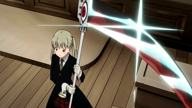 Soul Eater Soul weapon form