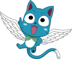 Happy Happi Fairy Tail
