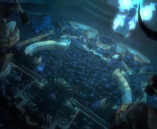 Blue Exorcist Gehenna
