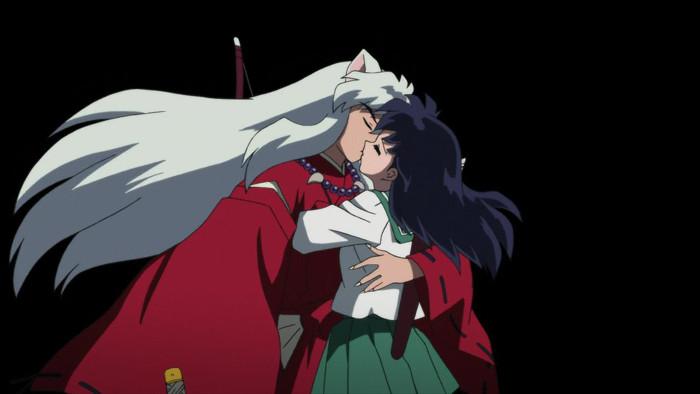 InuYasha Inuyasha Kiss