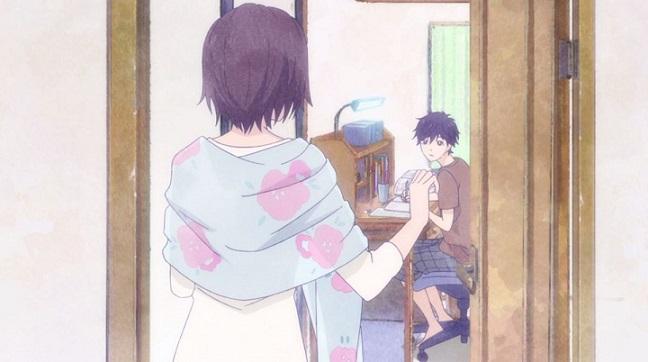 Ao Haru Ride - Kou & Mom