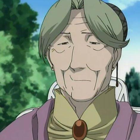 Dante Fullmetal Alchemist