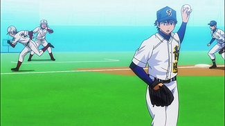Diamond no Ace 2nd Season 23 -