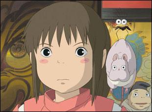 Sen to Chihiro no Kamikakushi Chihiro