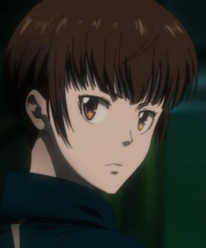 Psycho-Pass 2 - Akane Tsunemori grim
