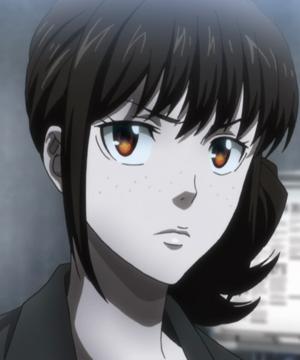 Psycho-Pass 2 - Mika Shimotsuki