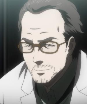 Psycho-Pass 2 - Jouji Saiga smile