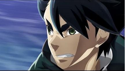 God Eater anime 8