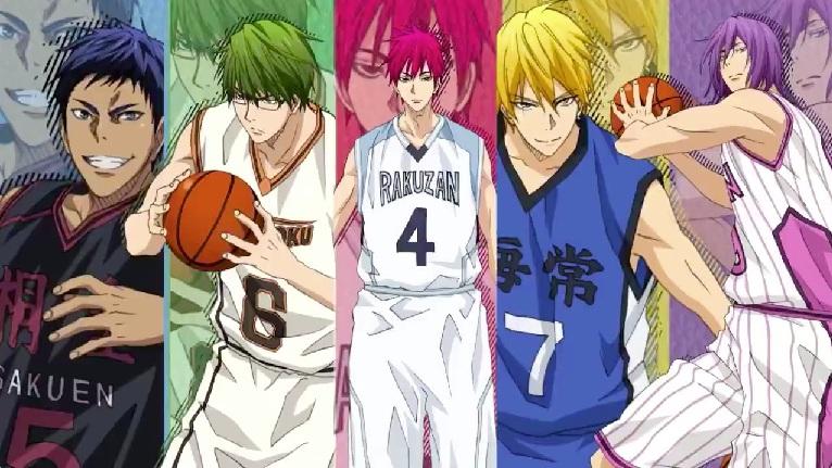 Kuroko No Basket - Generation of Miracles