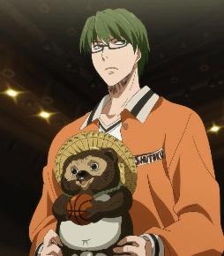 Kuroko No Basket - Midorima Lucky Item