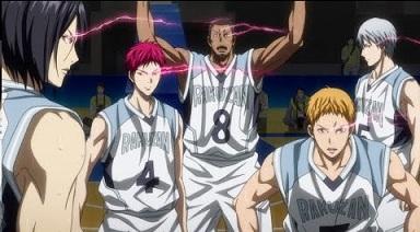 Kuroko No Basket - Perfect Rhythm