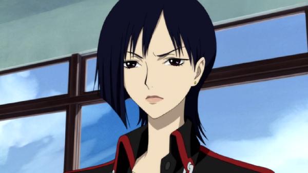 Yuuka Amino from Blood-C