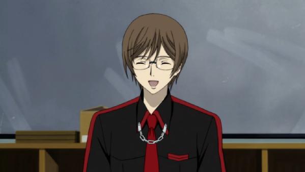 Itsuki Tomofusa from Blood-C