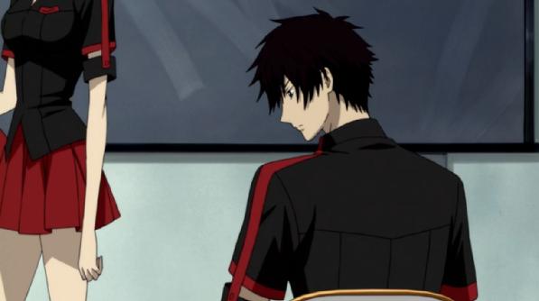 Shinichirous Tokizane from Blood-C
