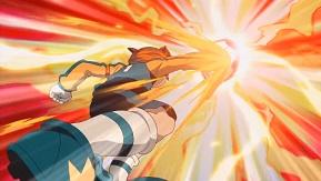 Inazuma Eleven Endou Nekketsu Punch