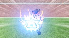 Inazuma Eleven Bakuretsu Punch