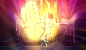 Inazuma Eleven Majin The Hand