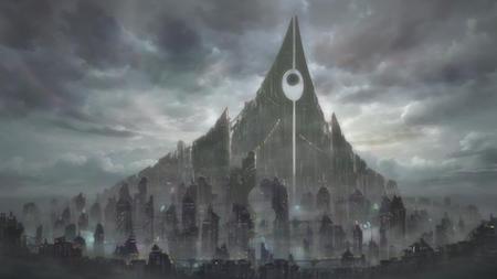 Sword Art Online II GGO City