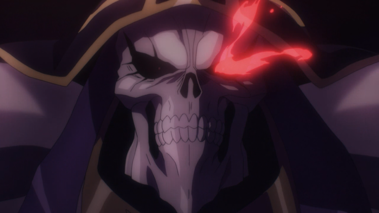 Overlord Gown2