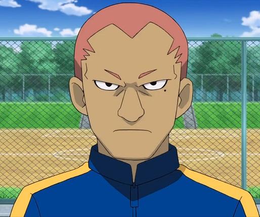 Inazuma Eleven Someoka Ryuugo