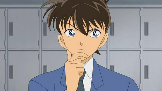 Shinichi Kudo from Detective Conan