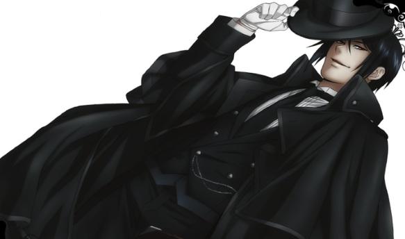 Kuroshitsuji - Sebastian 2