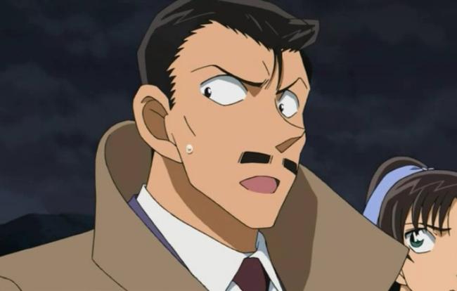 Kogoro Mori from Detective Conan