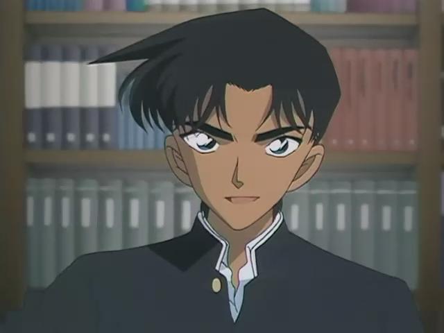 Heiji Hattori from Detective Conan