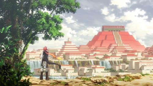 Rokka no Yuusha - Panorama