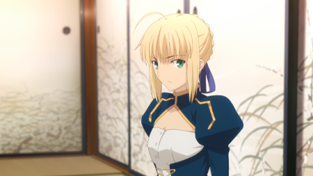 Fate/Stay Night: Unlimited Blade Words - Preview