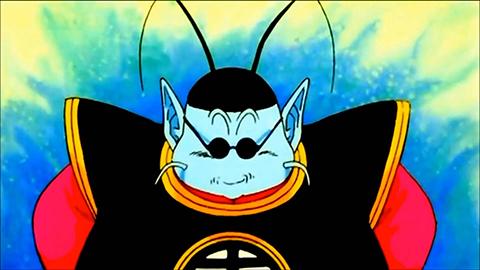 King Kai Dragon Ball Z