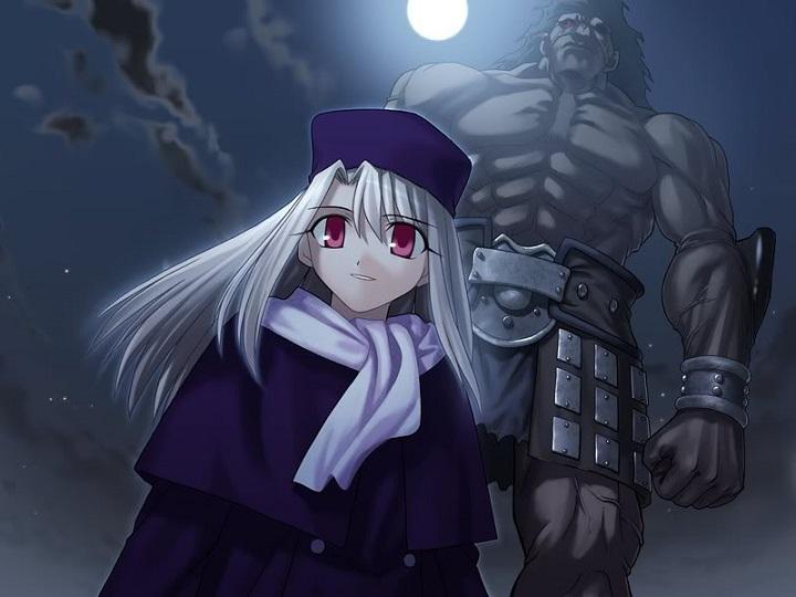 Fate/stay night Illyasviel von Einzbern