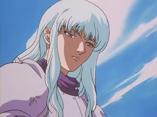 Berserk Griffith