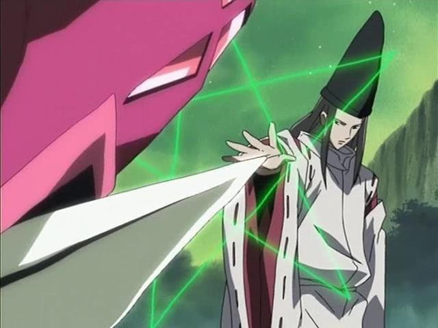 Shaman King Asakura Hao