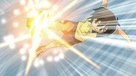 Inazuma Eleven Rolling Kick