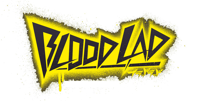Blood Lad logo