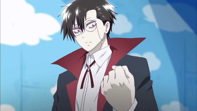 Braz D. Blood from Blood Lad