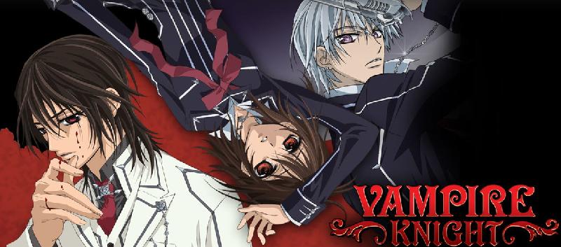 Vampire Knight Cover Image