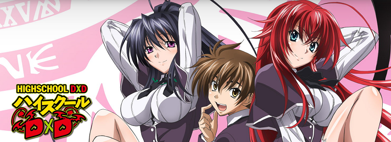 Highschool DxD Cover Image