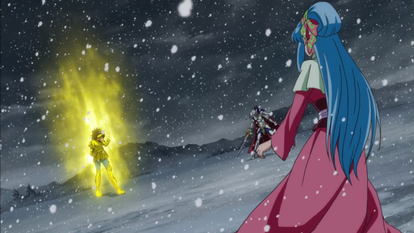 Saint Seiya: Soul of Gold Asgard