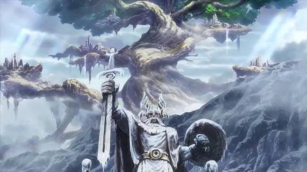 Saint Seiya: Soul of Gold Yggdrasil