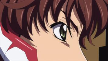 Code Geass - Suzaku Kururugi closeup