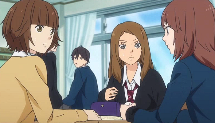 Ao Haru Ride - Futaba Highlight 1