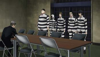 Chairman and Inmates Prison School
